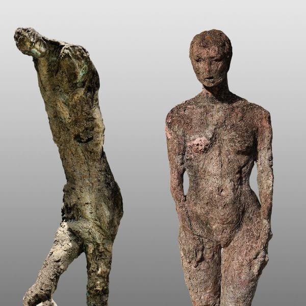 No.5, 6 男と女の立像 ―無理心中する相手を見つけた―